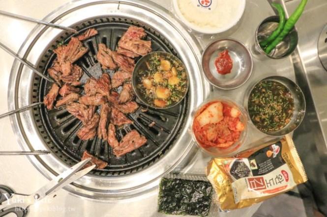 台北美食【新村站著吃烤肉】韓國必吃燒肉不用出國就能吃的到!市政府站