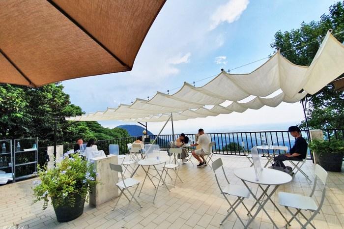 陽明山山上聊┃網美級景色的景觀餐廳下午茶~異國風情好浪漫!