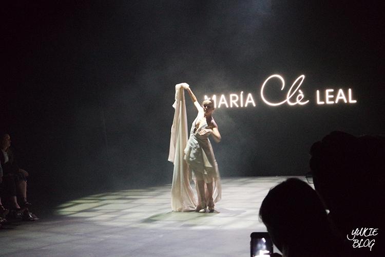 Maria Cle Leal Fashionshow
