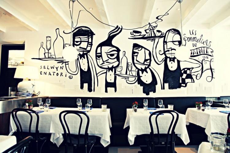 Jaimie van Heije restaurant Ouderkerk aan de Amstel - Yukie blog