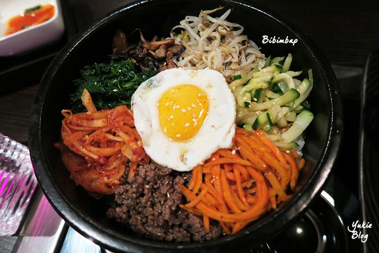bibimbap koreaans restaurant mokbar yukieblog