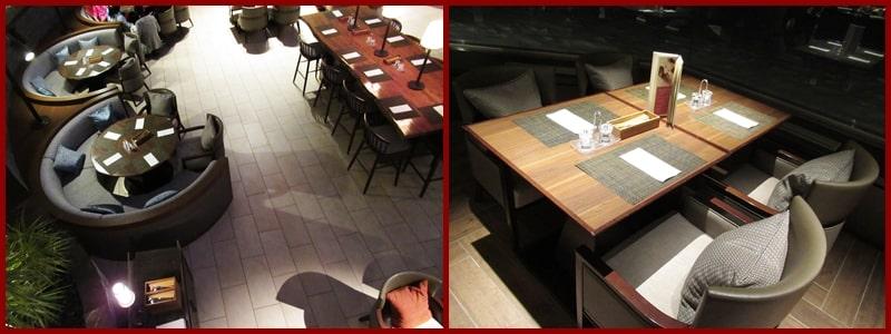 ルスツリゾート テーブル 食事 ウェスティン ホテル バイキング おすすめ アトリウム 口コミ 料金 メニュー