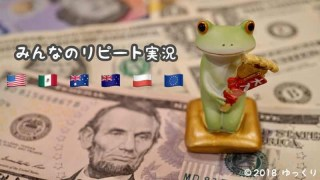 みんなのリピート【MXN/JPY】【USD/JPY】【AUD/JPY】【PLN/JPY】【NZD/JPY】【CAD/JPY】買い【EUR/AUD】売り【AUD/NZD】両建て