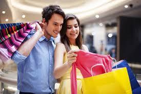 お買い物デート