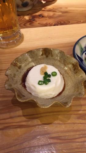 沖縄料理ジーマーミ豆腐