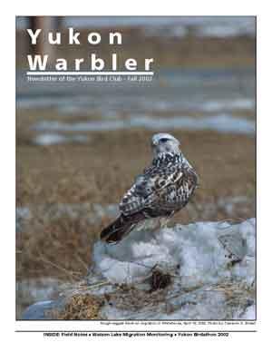 Yukon Warbler Fall 2002
