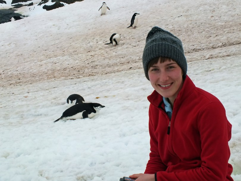 Shyloh van Delft had the trip of a lifetime to the Antarctic with Students on Ice. YBC helped her application by providing sponsorship, letters of recommendation, and other support.