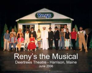 Reny's the Musical