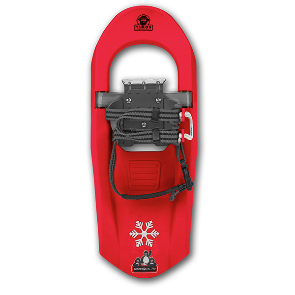 80-6001 f Junior Molded Snowshoe RED