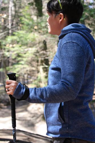 Hiking Poles at 90 Degree Angle: How long should hiking poles be?