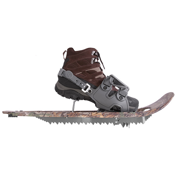 80-4007 Molded Snowshoe XTRA Camo Heel Lift