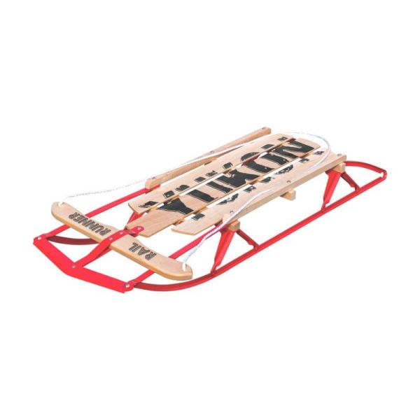 Rail Runner Wooden Sled - Yukon Sports FW18-19 Products-001
