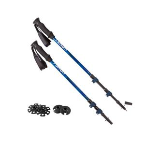 Advanced Snowshoe Hiking Poles BLUE - Yukon Sports FW18-19 Products-001004
