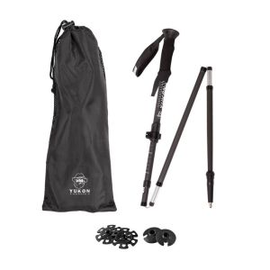 Carbon Lite Flipout Snowshoe Hiking Poles - Yukon Sports FW18-19 Products-001007