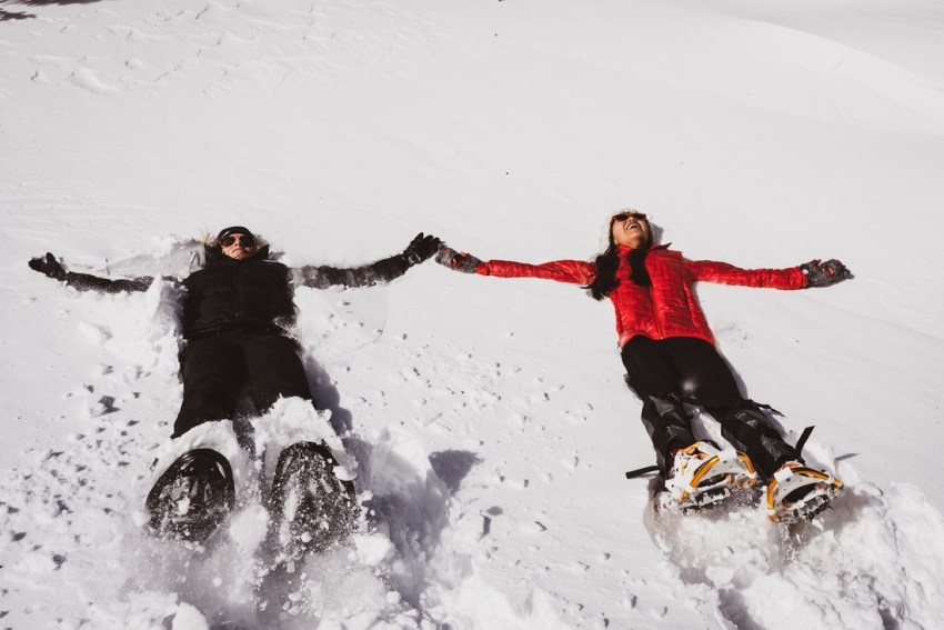 Make Snow Angels