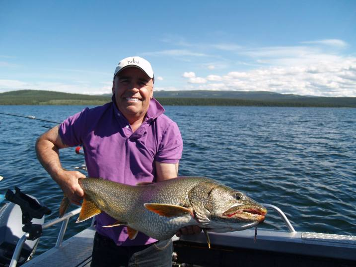 Propriétaire de Yukon Fishing Adventure