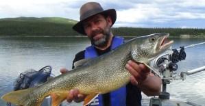 guide de Yukon Fishing Adventure