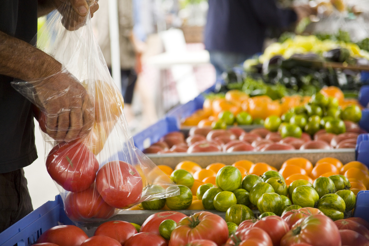 Soda Rock Tomatoes, Healdsburg Farmers market