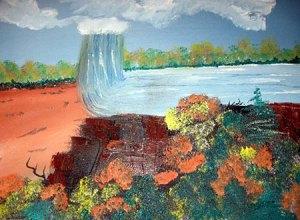 Viagra Falls by Ken Burke