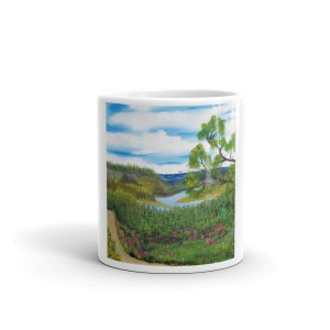 South Canol Road, coffee mug