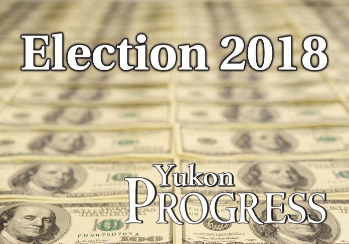 Yukon Progress, Yukon Review, HD41, HD43, Election