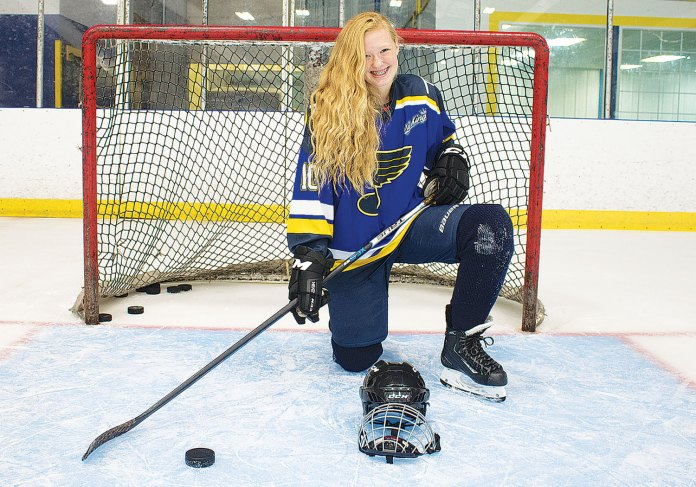 Yukon Progress, Yukon Review, Hockey, Autism