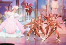 Central Oklahoma Ballet, Nutcracker, Yukon Progress, Yukon Review