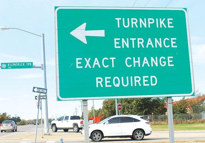 Turnpike, Pikepass, John Kilpatrick Turnpike, I-40