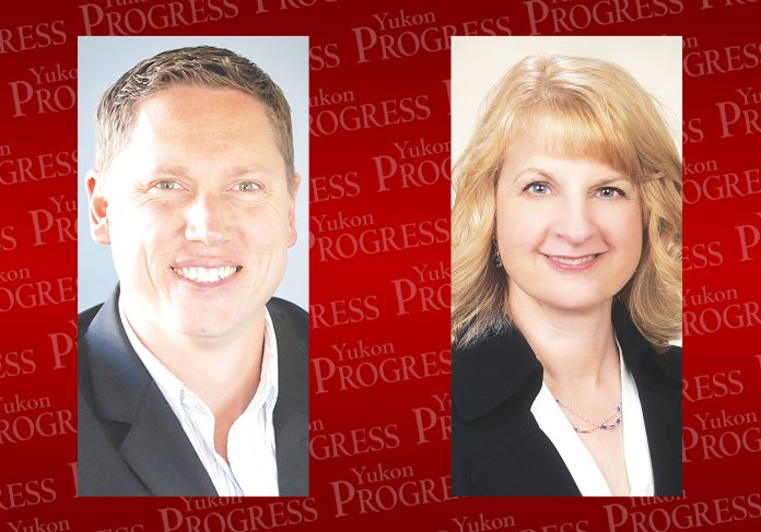 Yukon Progress, Yukon Review, Oklahoma House of Representatives