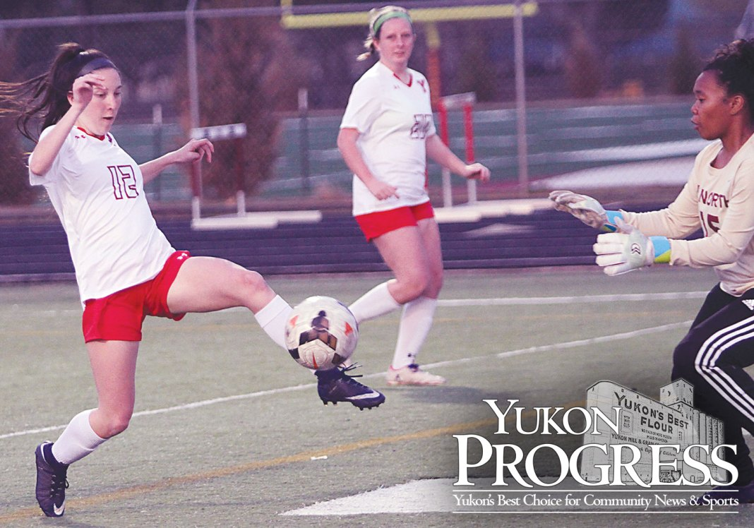 Yukon Progress, Yukon Review, Chuck Reherman, YHS