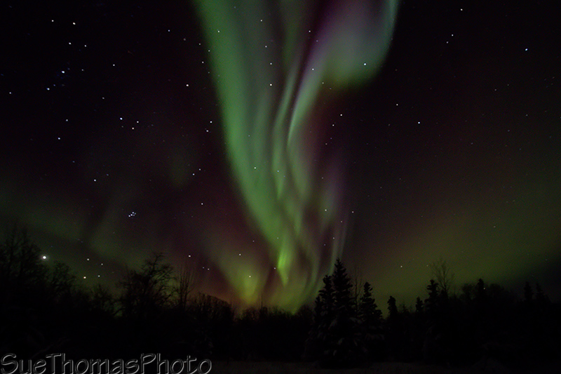 Northern Lights Formation