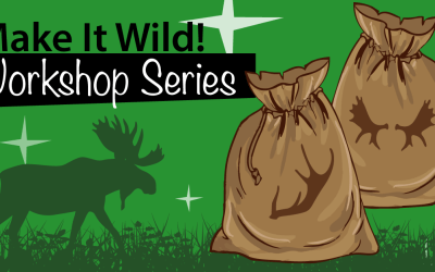 Make it Wild: Re-usable Game Bags