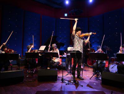 Swing Strings 先日のライブより2曲が公開になりました!
