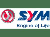 SYM Motorsiklet Logo