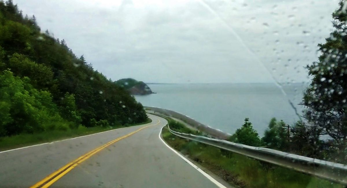 The Cabot Trail on Cape Breton Island - https://yula.ca
