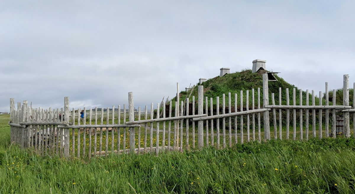 L'Anse aux Meadows Viking Village - https://yula.ca