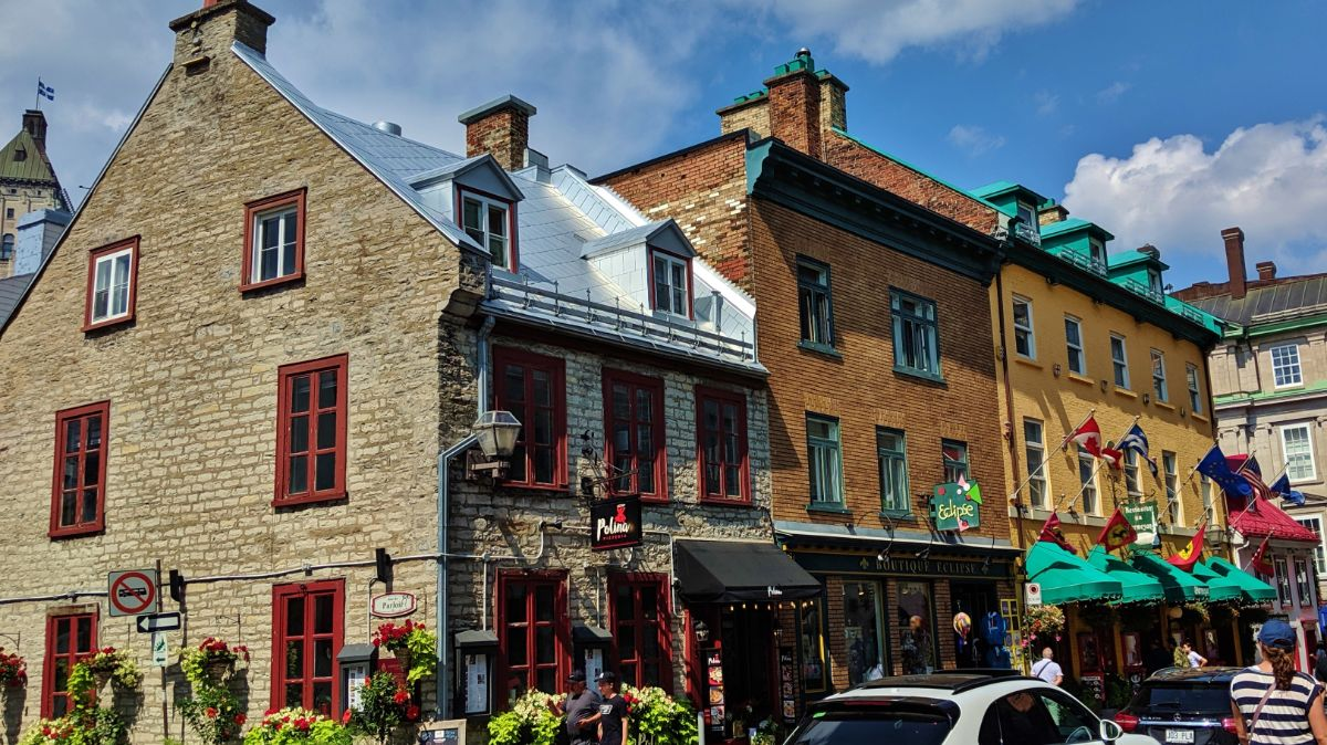 A Few Hours in Quebec City - https://yula.ca