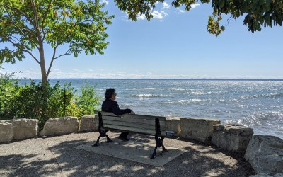 South Shell Park in Oakville Ontario