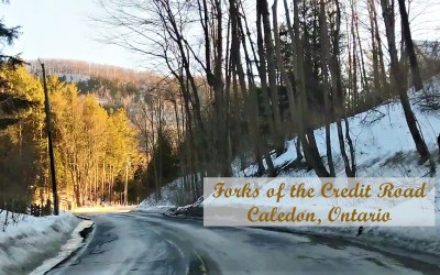 Forks of the Credit Road