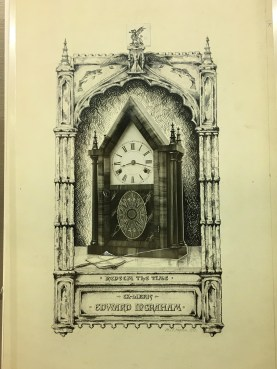 Original bookplate artwork from the Haas Family Arts Library