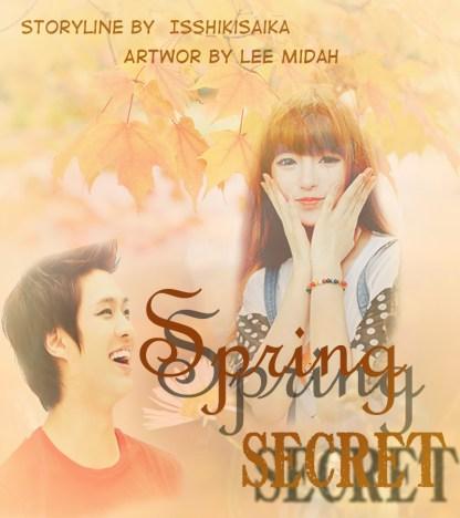 Spring Secret by lee Midah