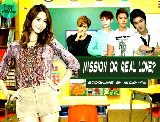 Reques to Micky-FK - Mission or real love