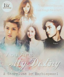 Request to Barbiepearl - you are my destiny