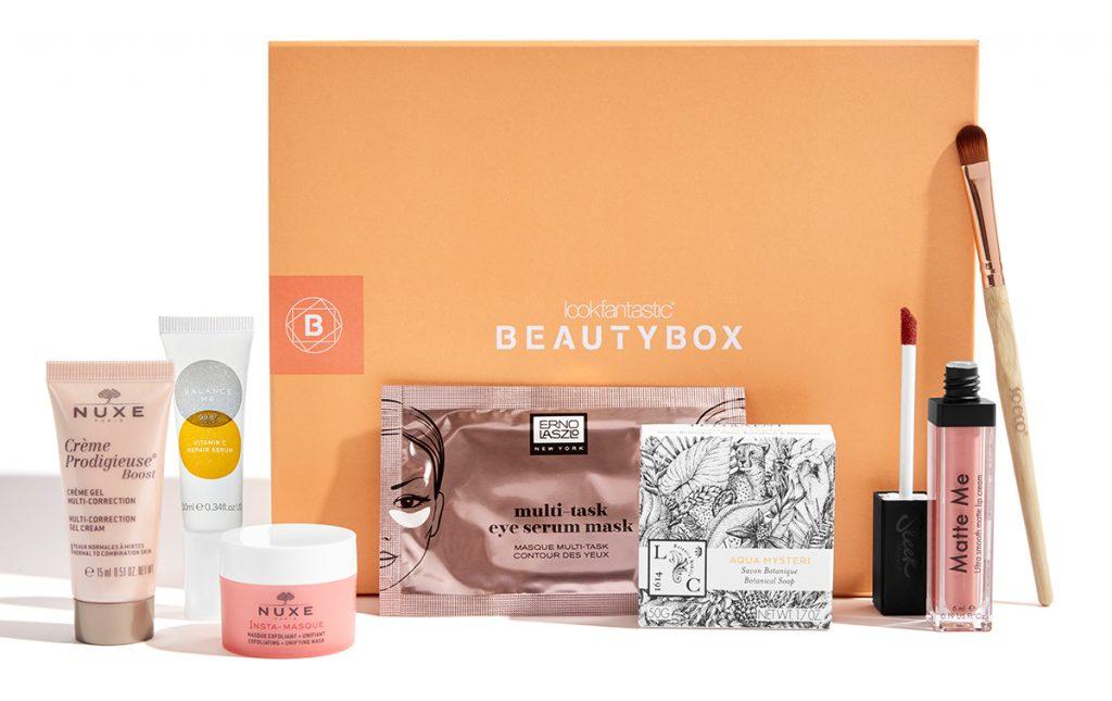 lookfantastic Beauty Box July