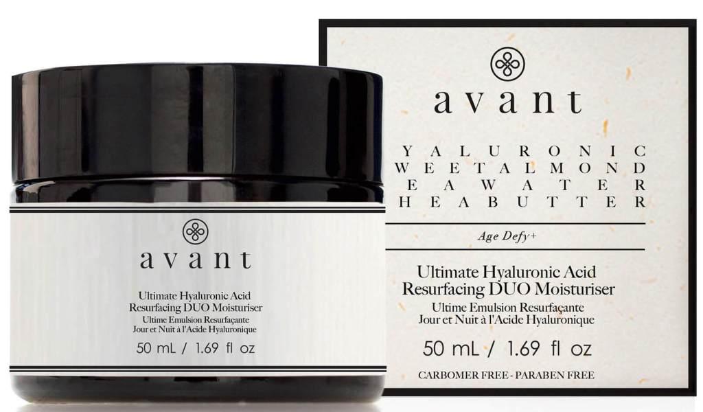 Avant Skincare Ultimate Hyaluronic Acid Resurfacing Duo Moisturiser