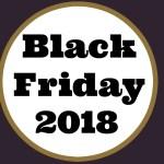 Скидки и акции Черной Пятницы 2018