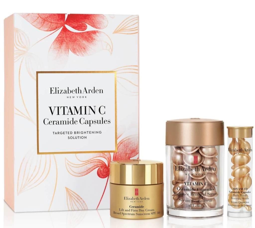 Elizabeth Arden Ceramide Vitamin C Capsule Set