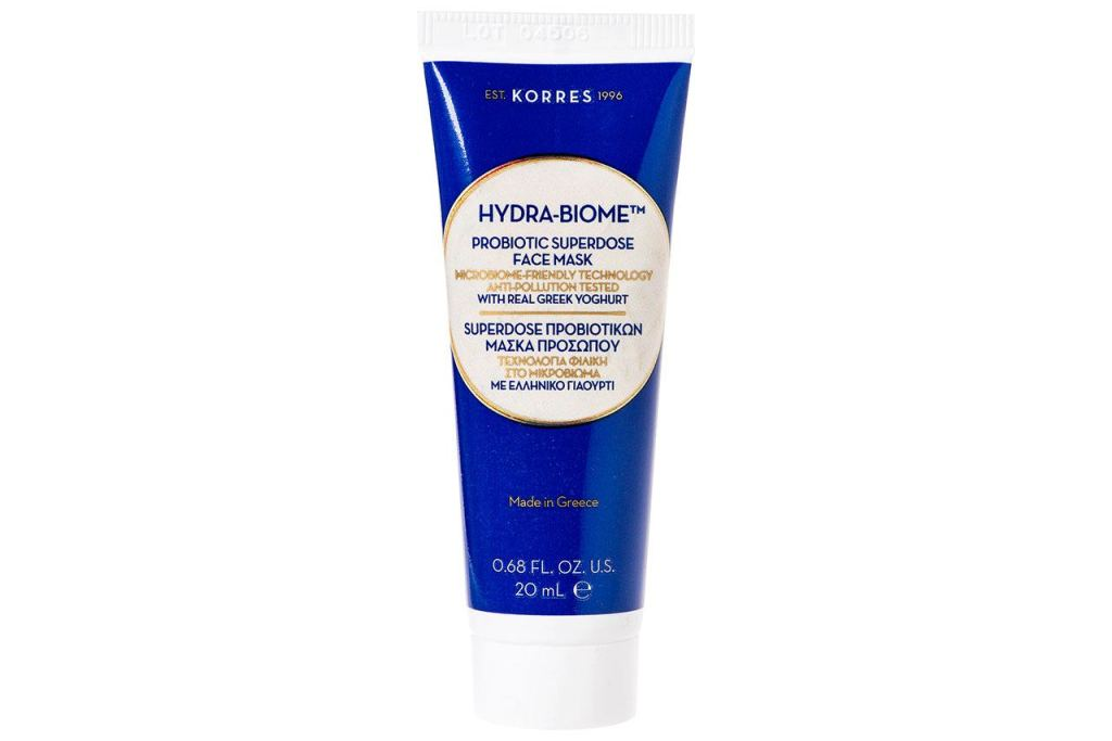 Korres Hydra-Biome Face Mask