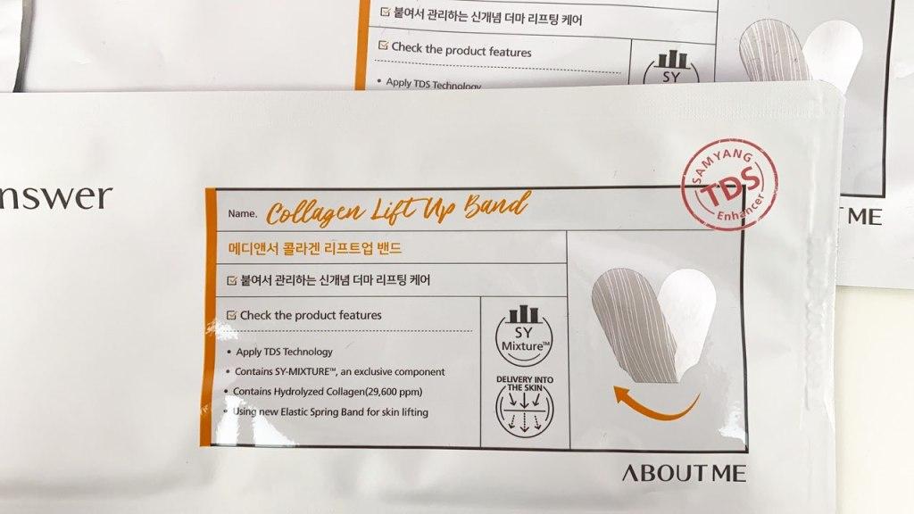 Medianswer Collagen Lift Up Band