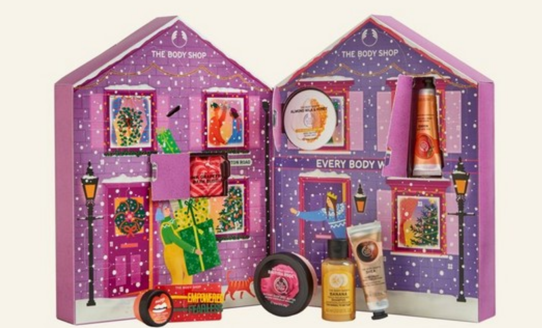 The Body Shop Make it Real Together 2020 Ru 1